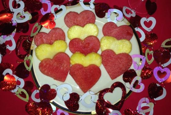 ValentineFruitPlatter