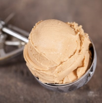 Coffee ice cream (Susan M)