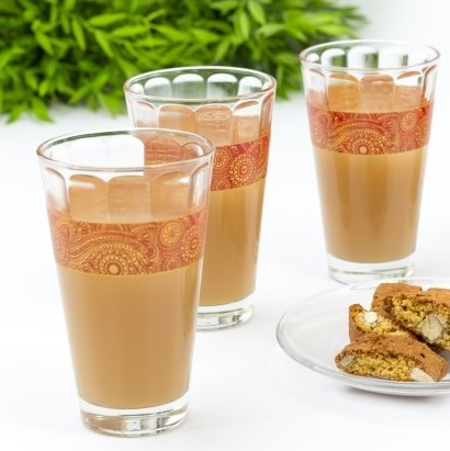 Joan's chai tea smoothie