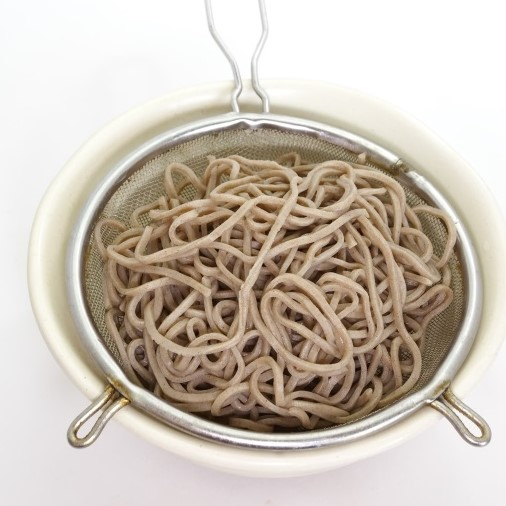 Asian cold noodles
