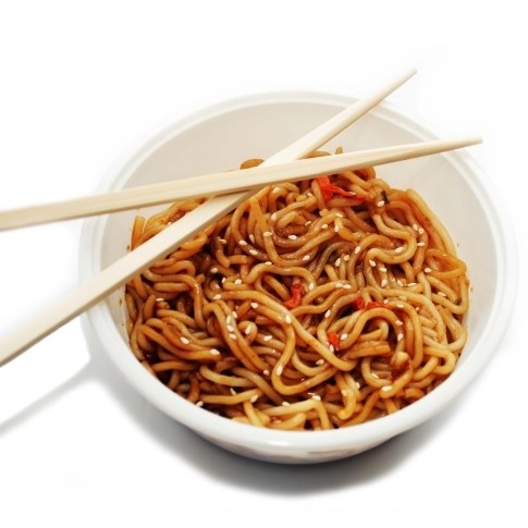 Zero-Calorie Asian Sesame Noodles