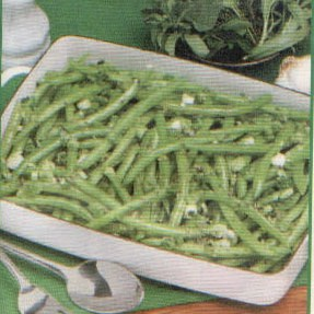 Green Beans With French Herbs   Vegetable Day