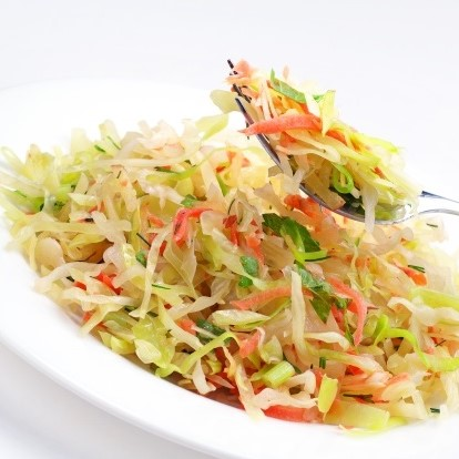 Cabbage health salad