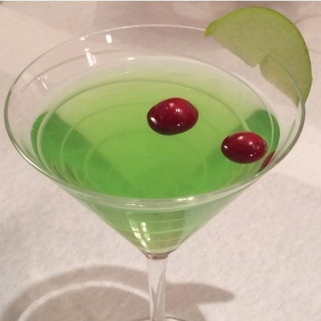 Crystal Light Appletini